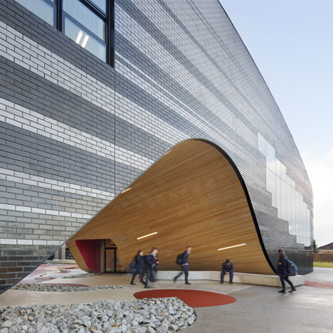 dezeen_Penleigh and Essendon Grammar School Senior by McBride Charles Ryan_1sq