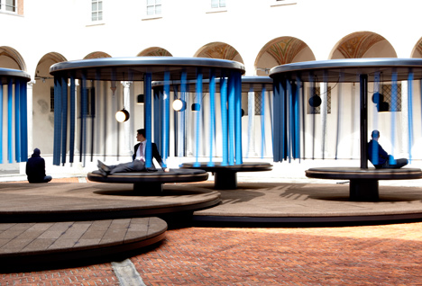 Quiet Motion by Ronan and Erwan Bouroullec for BMWi