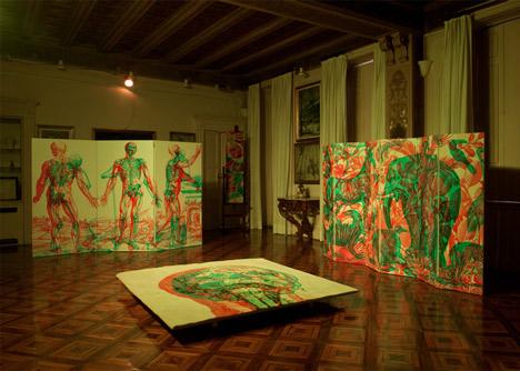 RGB Fabulous Landscapes by Carnovsky
