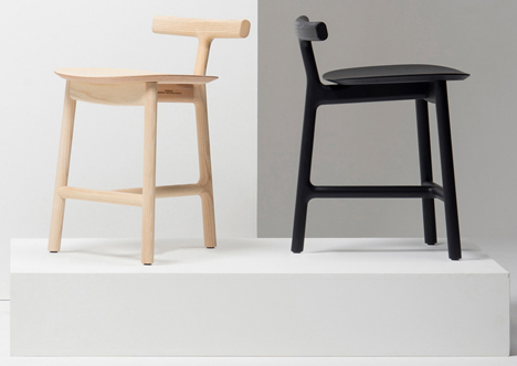 Radice Stools by Industrial Facility for Mattiazzi