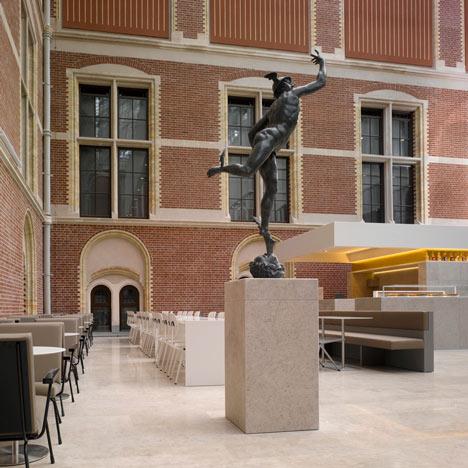 Rijksmuseum Café by Studio Linse