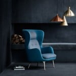 Ro armchair by Jaime Hayón for Republic of Fritz Hansen