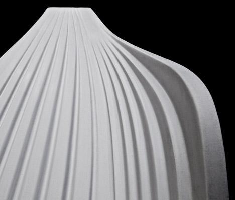 Serac Bench by Zaha Hadid for Lab23