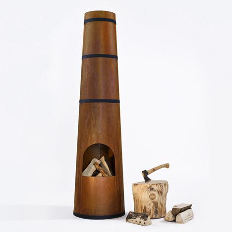SmokeStack by Frederik Roijé