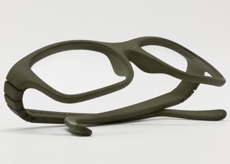 Ron Arad 3D-printed glasses interview