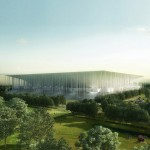 Construction begins on Bordeaux  stadium by Herzog & de Meuron