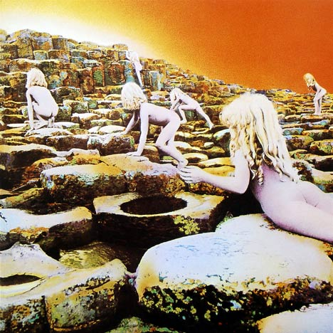 Storm Thorgerson Led Zeppelin artwork