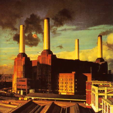 Storm Thorgerson Pink Floyd artwork
