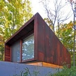 Studio for a Composer by Johnsen Schmaling Architects