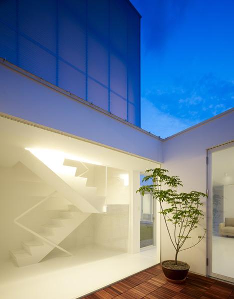 Sundial House by Hironaka Ogawa