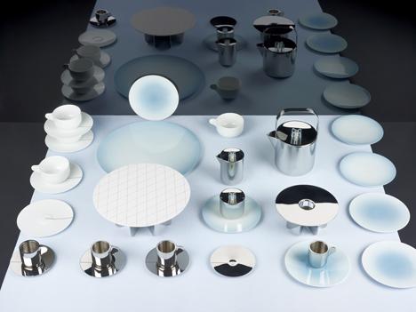 Tea with Georg by Scholten & Baijings for Georg Jensen