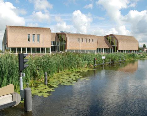 Town Hall Midden-Delfland Schipluiden by Inbo