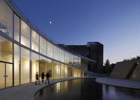 Tree Art Museum by Daipu Architects