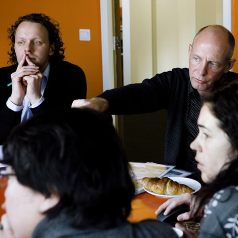 "UNStudio announces relaunch as ""open source"" architecture studio"