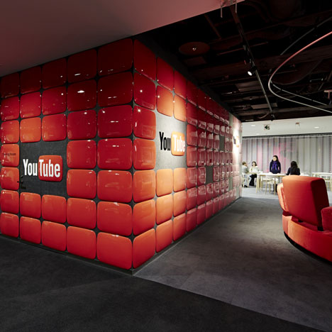 YouTube Space Tokyo by Klein Dytham Architecture