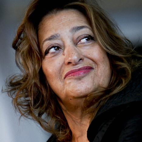 Zaha Hadid, photo by Simone Cecchetti