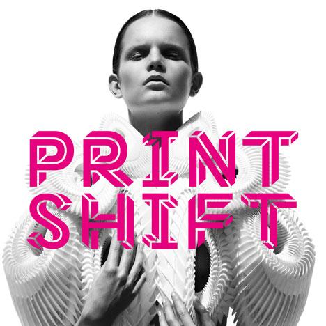 Dezeen launches Print Shift magazine with Blurb