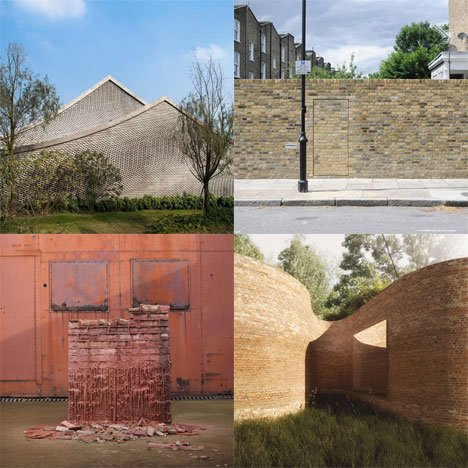 Dezeen archive: bricks