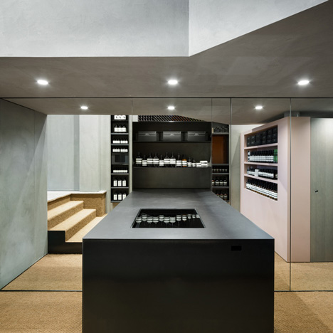 Aesop Shibuya by Torafu Architects