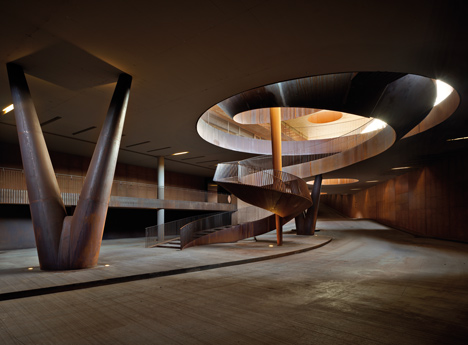 Antinori Winery by ARCHEA ASSOCIATI