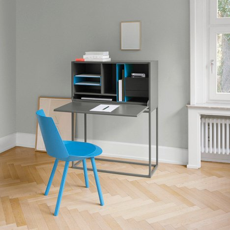 Bureau Nota by Elisabeth Lux for e15