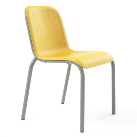 Buzz chair by Bertjan Pot for Arco