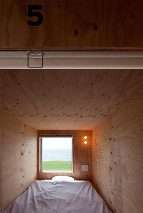 Hostel in Kyonan by Yasutaka Yoshimura Architects