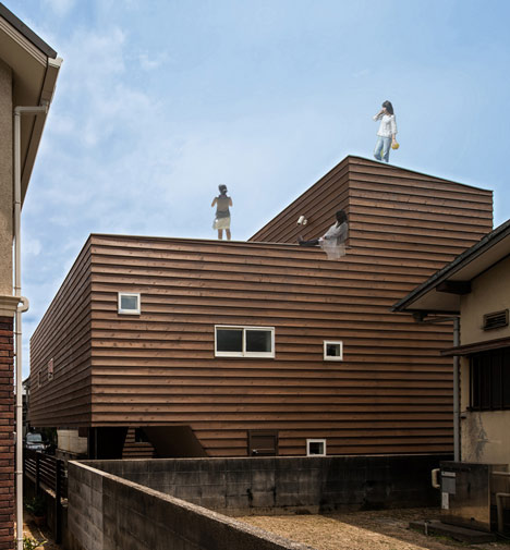 House J by Keiko Maita Architect Office