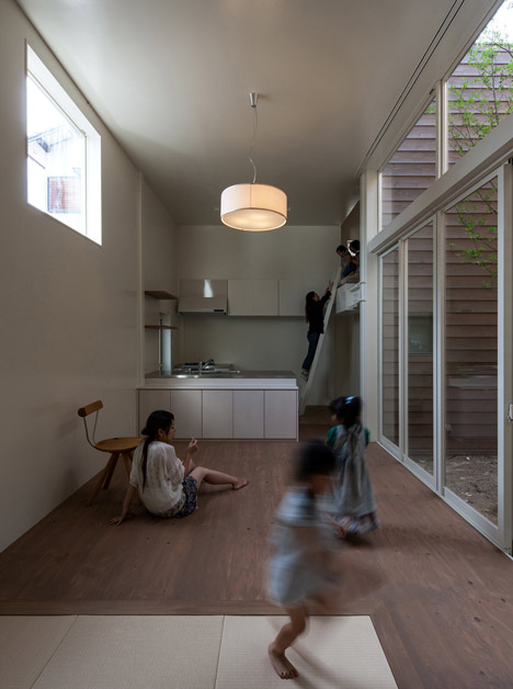 House J by Keiko Maita Architect Office