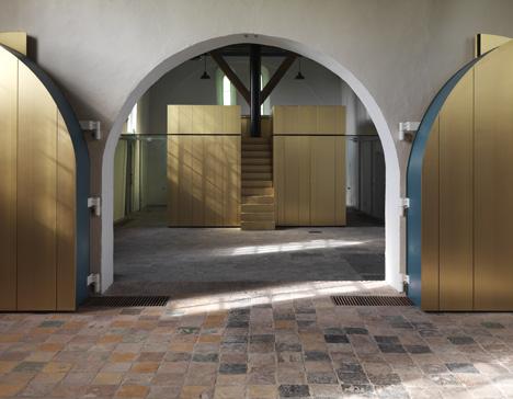 Leegkerk Church by AWG Architecten