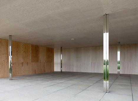 Mies Van Der Rohe   1:1 Modell Golfclubhaus By Robbrecht En Daem Architecten