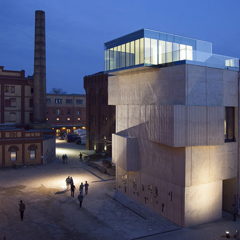 Architecture Drawing Museum Berlin for architectural drawingspeech tchoban & kuznetsov