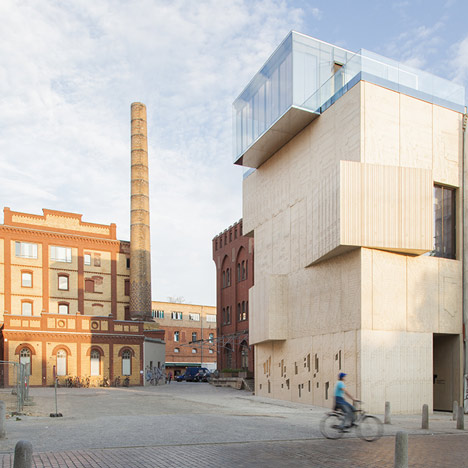 Museum For Architectural Drawing Berlin for architectural drawingspeech tchoban & kuznetsov