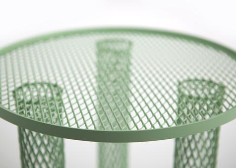 Net by Benjamin Hubert for Moroso