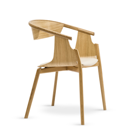 Norse chair by Simon Pengelly for Modus