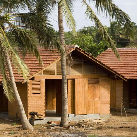 Post-Tsunami Housing<br /> by Shigeru Ban