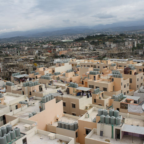 Reconstruction of Nahr el-Bared Refugee Camp