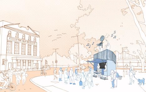 Roaming Market by Aberrant Architecture