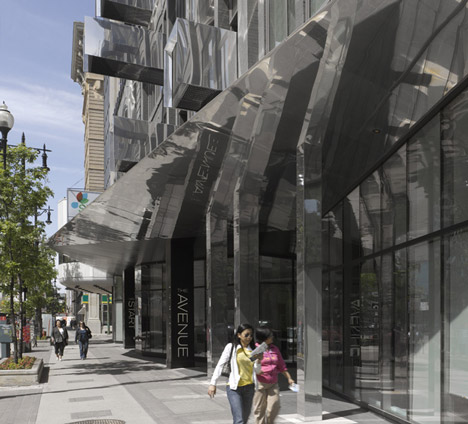 The Avenue on Portage by 5468796 Architecture