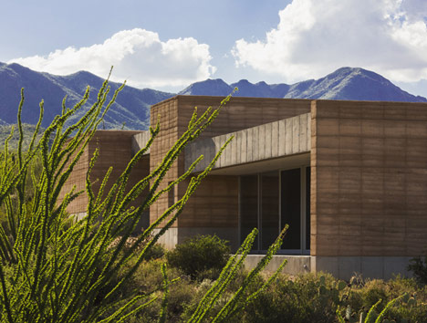 Tucson Mountain Retreat by DUST
