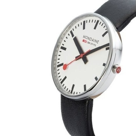 Evo Giant by Mondaine at Dezeen Watch Store