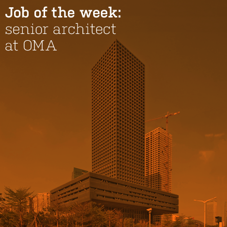 Job of the week!