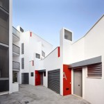 14 Official Proteccion Housing in Ibiza by Castell-Pons Arquitectes