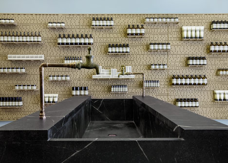 Aesop East Hampton by NADAAA