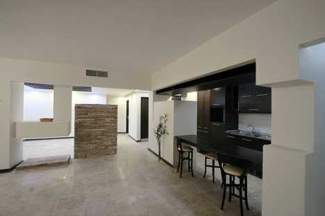 Apartment No. 1 by AbCT