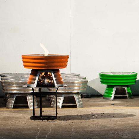 Baker Cookstove by Claesson Koivisto Rune