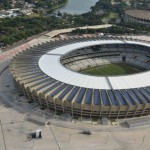 Brazil opens first solar-powered stadium ahead of 2014 World Cup
