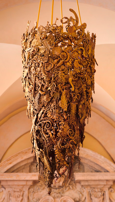 Brazilian Baroque exhibition by the Campana Brothers