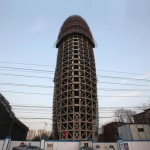 China newspaper headquarters resembles huge penis