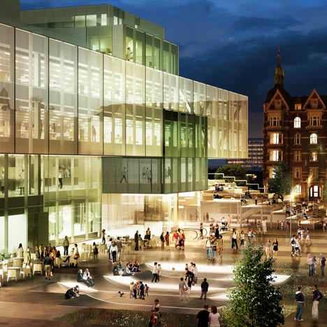 Construction begins on OMA's Bryghusprojektet in Copenhagen